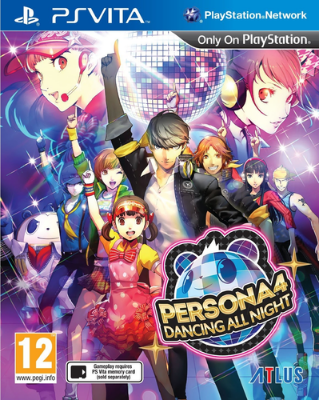 Persona 4: Dancing All Night til Playstation Vita