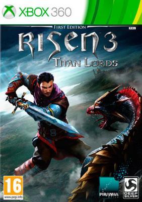 Risen 3: Titan Lords til Xbox 360