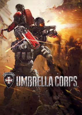 Umbrella Corps til Playstation 4