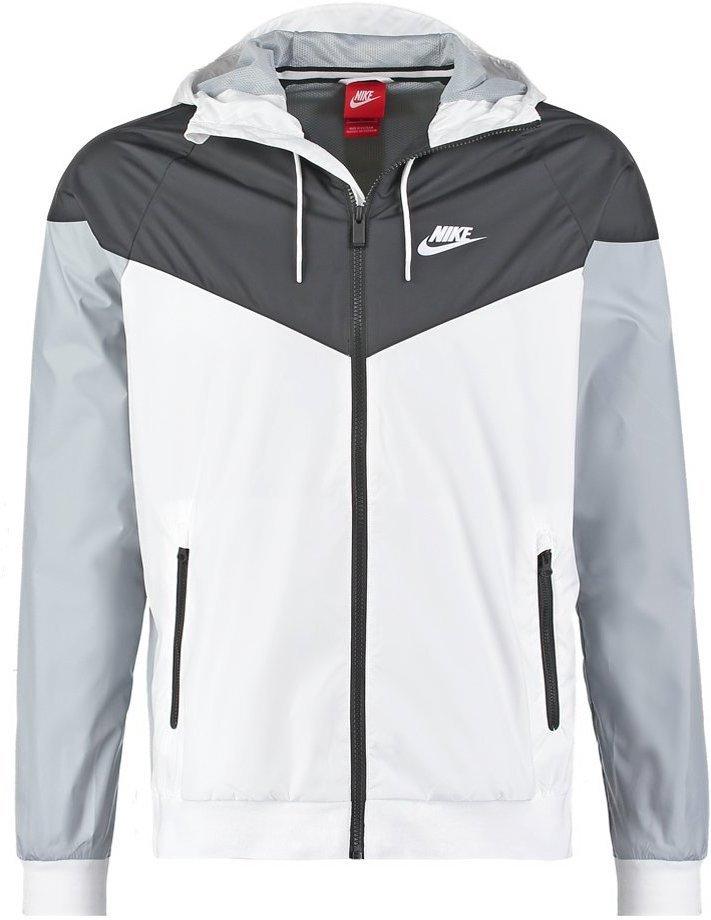 Nike Jakke Windrunner NSW HD BrunOransje
