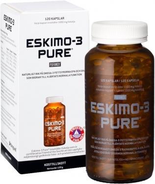 Bringwell Eskimo-3 Pure Omega-3 120 Kapsler