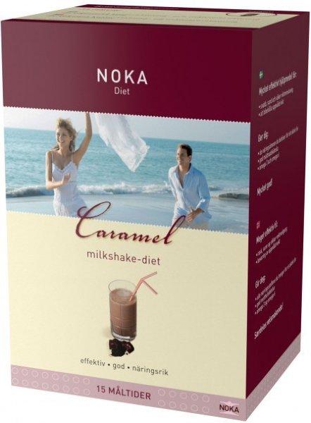 Noka Milkshake Måltidserstatter