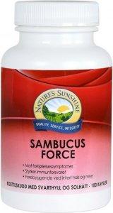 Nature's Sunshine Sambucus Force Solhatt