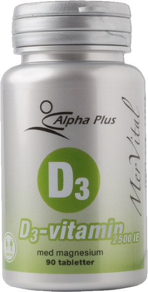 Alpha plus MerVital Vitamin D3