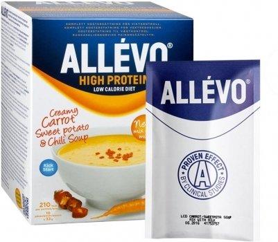 Allévo High Protein Suppe