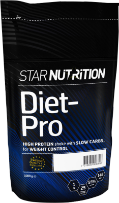Star Nutrition Diet-Pro Måltidserstatter