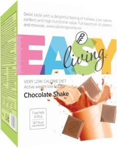 Easy Living Diet 7 x 6 pack