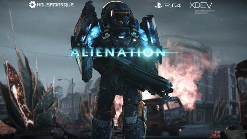 Alienation til Playstation 4