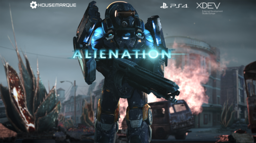Alienation til Playstation 4