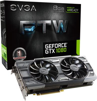 EVGA GeForce GTX 1080 FTW Gaming ACX 3.0