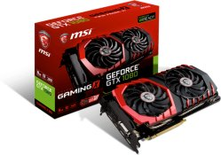 MSI GeForce GTX 1080 Gaming X