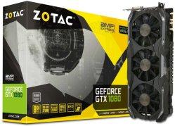 Zotac GeForce GTX 1080 AMP! Extreme Edition