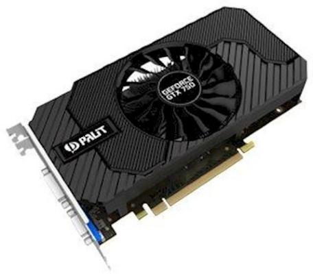 Palit GeForce GTX 750 OC StormX