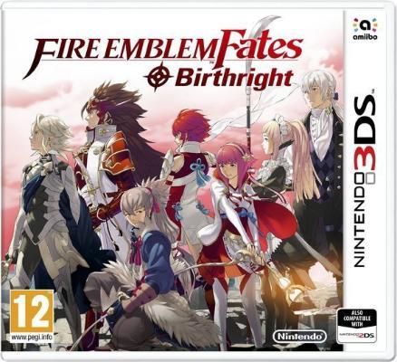 Fire Emblem Fates: Birthright til 3DS