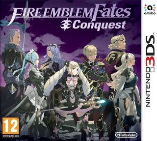 Fire Emblem Fates: Conquest til 3DS
