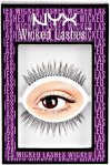 NYX Bashful Wicked Lashes