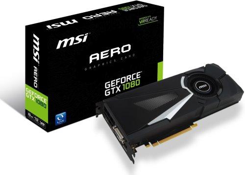 MSI GeForce GTX 1080 AERO