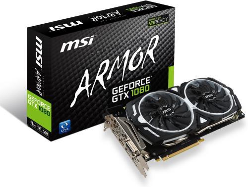 MSI GeForce GTX 1080 Armor