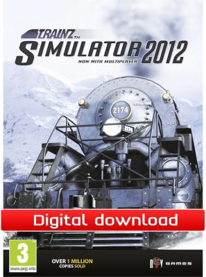 Trainz Simulator 12 til PC
