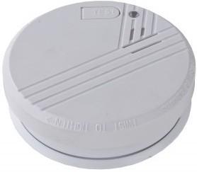 HP Schou Røykvarsler Optisk Fotoelektrisk