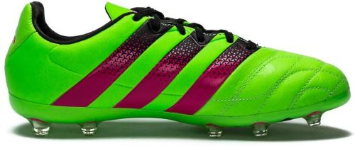 Adidas Ace 16.1 FG/AG Leather (Junior)