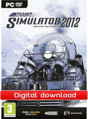 Trainz Simulator 2012 til PC