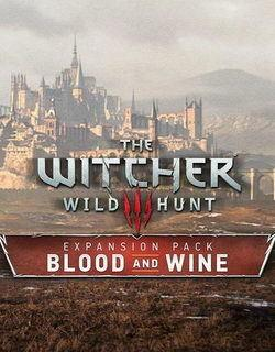 The Witcher 3: Wild Hunt - Blood and Wine til PC
