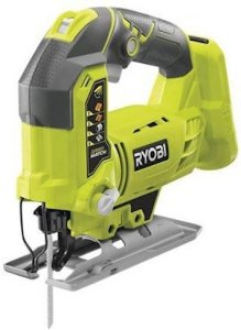 Ryobi One+ R18JS (Uten batteri)