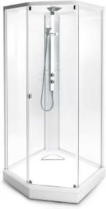 Porsgrund Showerama 8-5 90x80cm