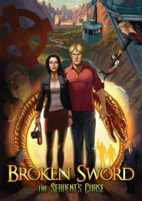 Broken Sword: The Serpent's Curse til Playstation 4