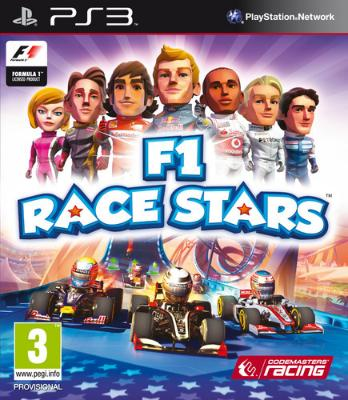 F1 Race Stars til PlayStation 3