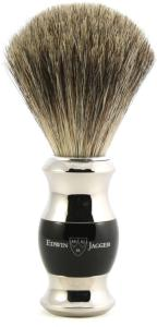 Edwin Jagger Pure Badger Nickel Planted