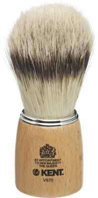 Kent Brushes Wooden Socket Shaving Brush