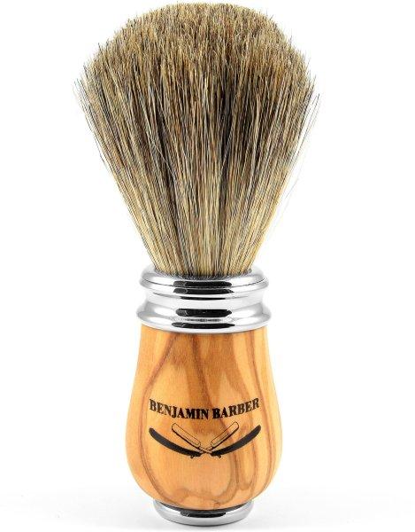 Benjamin Barber Oliventre Best Badger Barberkost