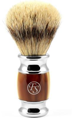 Frank Shaving Barberkost med Grevlinghår og Imitert Horn