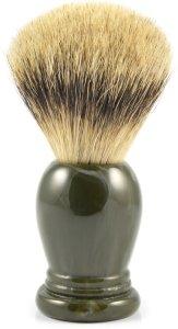 Best Badger Grønn Resin barberkost