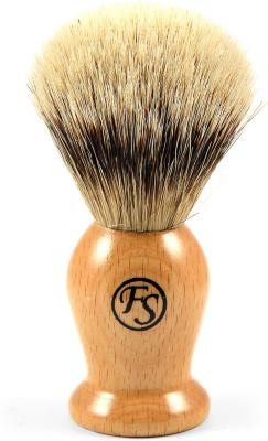 Frank Shaving Thorip Bøketre Silvertip Barberkost