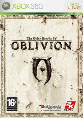 The Elder Scrolls IV: Oblivion til Xbox 360