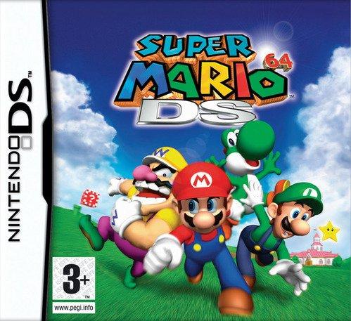 Super Mario 64 til DS