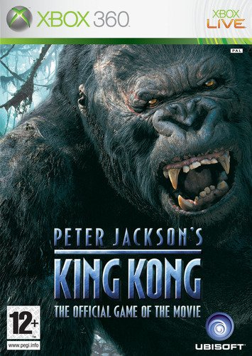 Peter Jackson's King Kong til Xbox 360