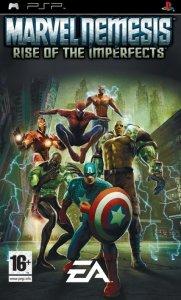 Marvel Nemesis: Rise of the Imperfects til PSP