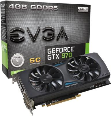 EVGA GeForce GTX 970 Superclocked