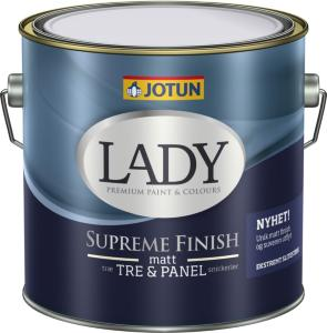 Jotun Lady Supreme Finish Matt (3 liter)