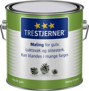 Scanox Trestjerners Maling for gulv B-base 3L spann