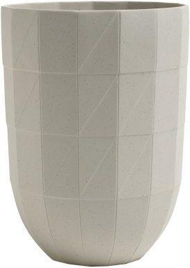 HAY Paper Porcelain vase, large