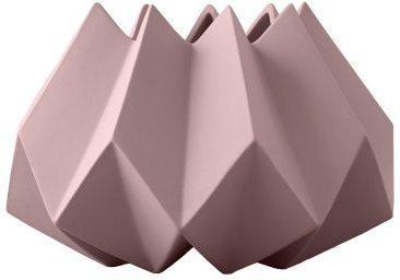 Menu Folded vase S, rosa