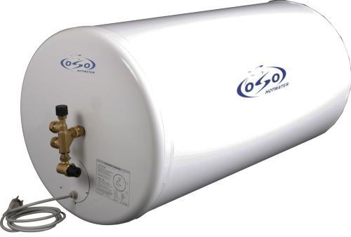 Oso RL 200 liggende varmtvannsbereder