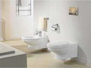 Villeroy & Boch Amadea Vegghengt toalett