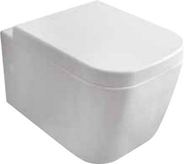 Globo Stone toalett 45 cm (uten sete)