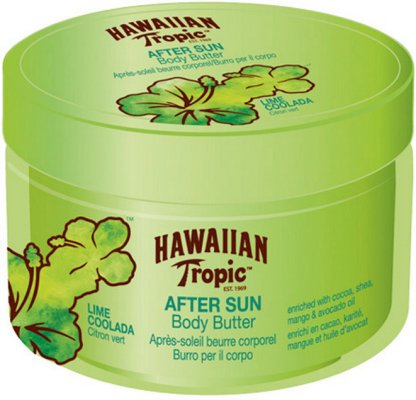 Hawaiian Tropic Lime Coolada Body Butter 200ml